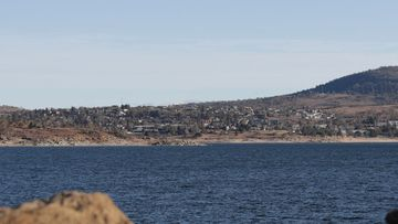 A bush party was broken up by police in Lake Jindabyne.