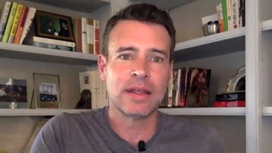 Scott Foley opens up about his family's big move
