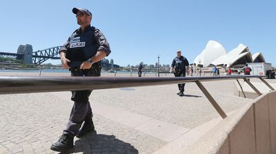 Opera House pulled into the situation. (Getty)