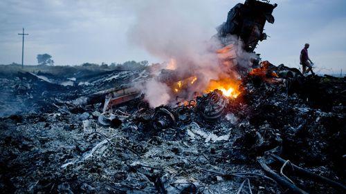 MH17 five year anniversary