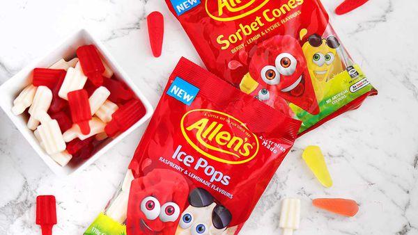 'Unsure': Critics divided over Allen's nostalgic new gummy flavours