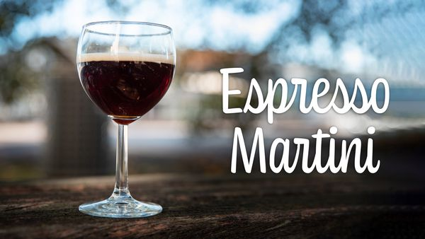 9Kitchen teaches you how to make an espresso martini for World Martini Day
