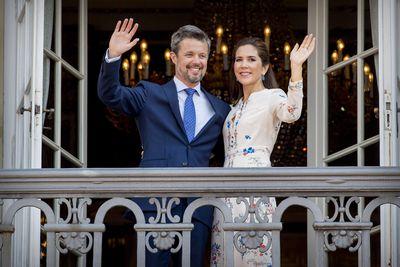 Crown Prince Frederik celebrates 50th birthday