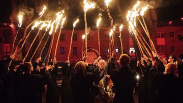 Cancellation of Dark Mofo festival is expected to impact Tasmania's tourism.