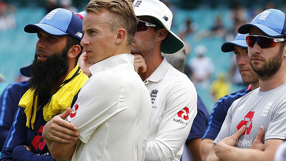 Ashes: Michael Clarke says England desperately need to find spinner after fifth Test loss