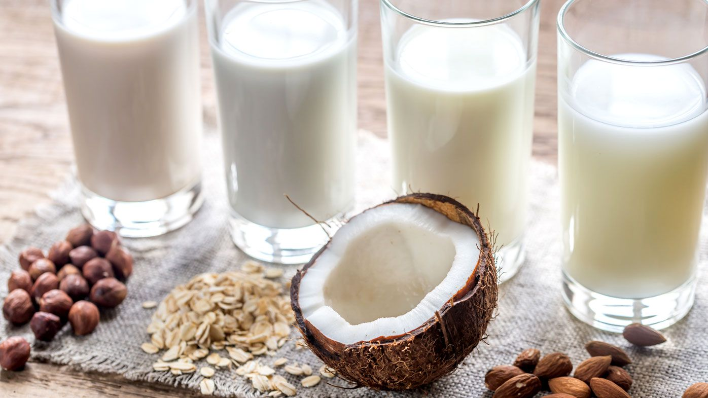 What is the healthiest alternative to milk?