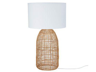 Rattan Table Lamp — Kmart