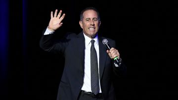 Seinfeld proves he's still got it on Adelaide leg of Australian tour