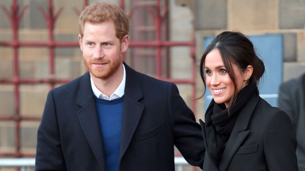 Actors Portraying Prince Harry and Meghan Markle in 'Royal Romance' Film Announced
