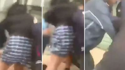 'Up to 80' students involved in wild brawl at Melbourne school