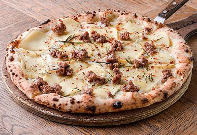 Zappatore pizza