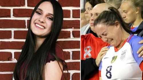 Lori Aldhadeff lost her 14-year-old daughter Alyssa in the Parkland mass shooting on Valentine's Day.