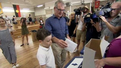 NSW election Michael Daley Labor Opposition leader polling opens