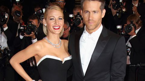 Ryan Reynolds teases bizarre baby names for child with Blake Lively