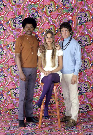 Clarence Williams III, Peggy Lipton, Michael Cole