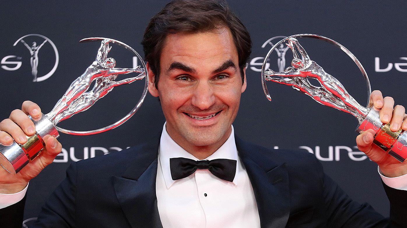 Sally Pearson denied Laureus Award by Roger Federer