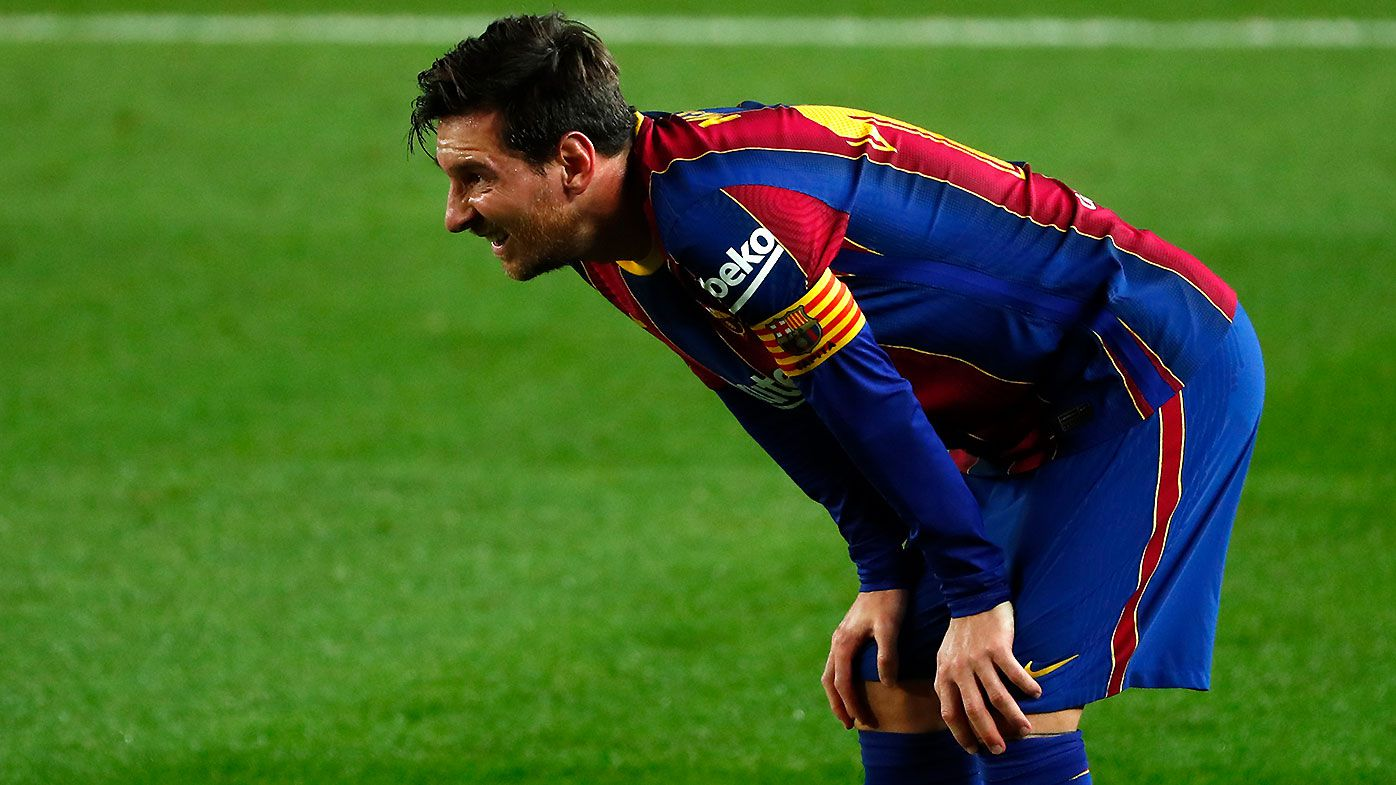 'I need to defend Leo': Barcelona coach Ronald Koeman goes in to bat for Lionel Messi