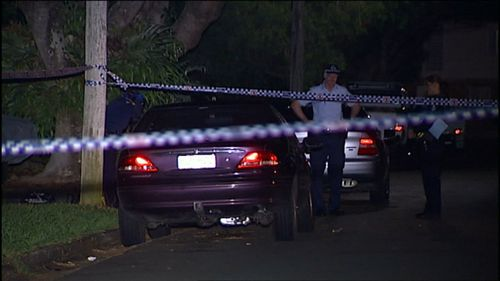A man was shot in the leg at a Victoria Point property last night. (9NEWS)