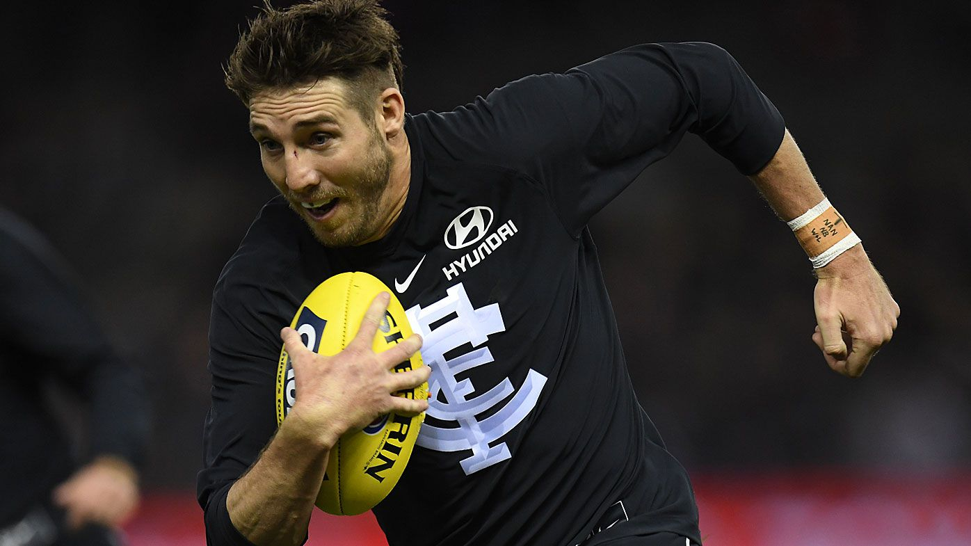 Defensive switch lands Dale Thomas new Carlton Blues deal