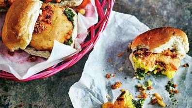 Maharashtra's ultimate potato burger