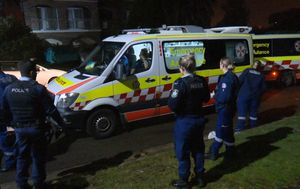 Sydney paramedics attacked by patients in three separate incidents