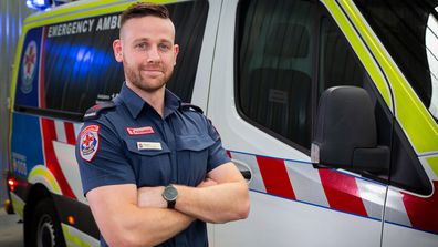 Eamon Glass Paramedics Season 2