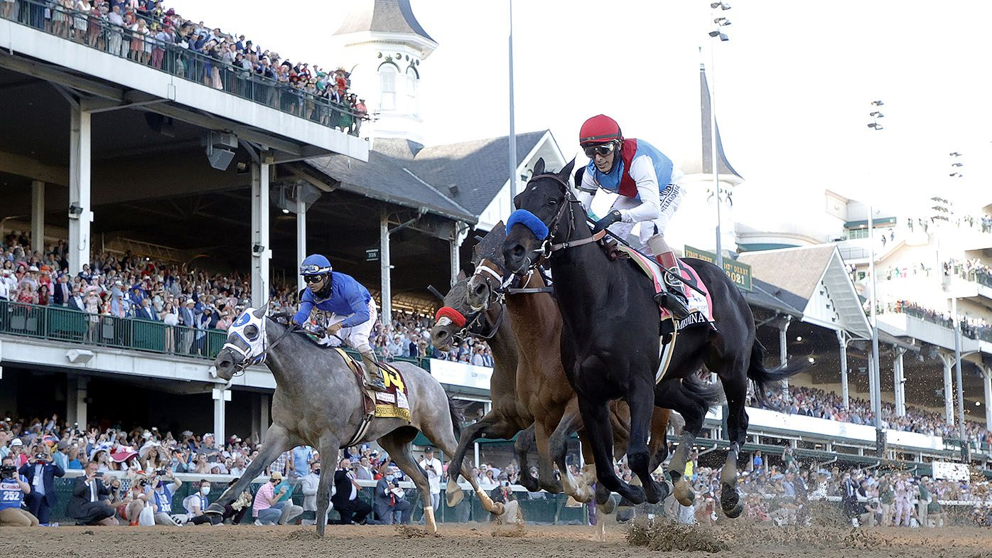 Kentucky Derby winner Medina Spirit fails drug test, trainer Bob Baffert suspended