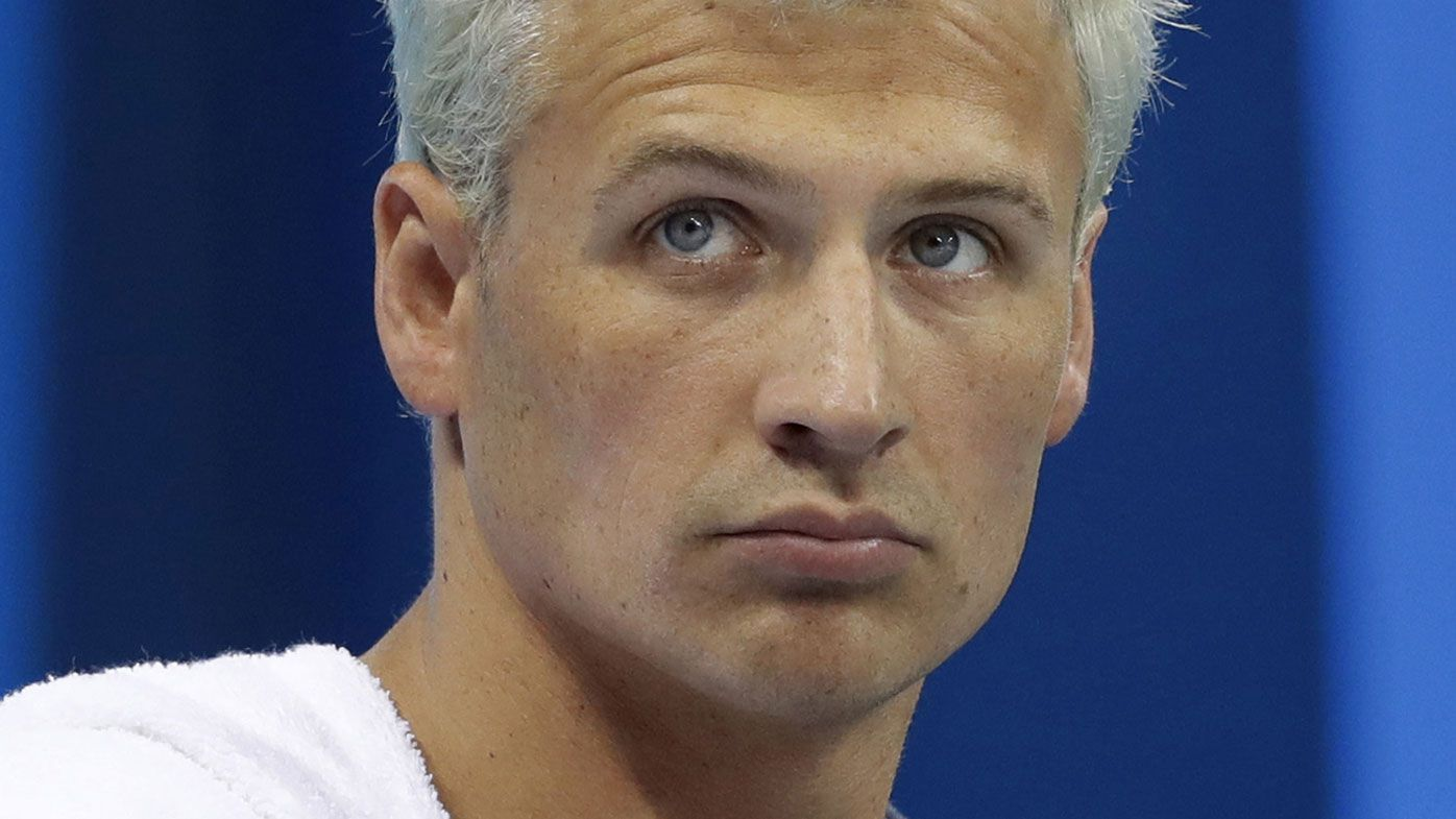 US swimmer Ryan Lochte treated for substance issues