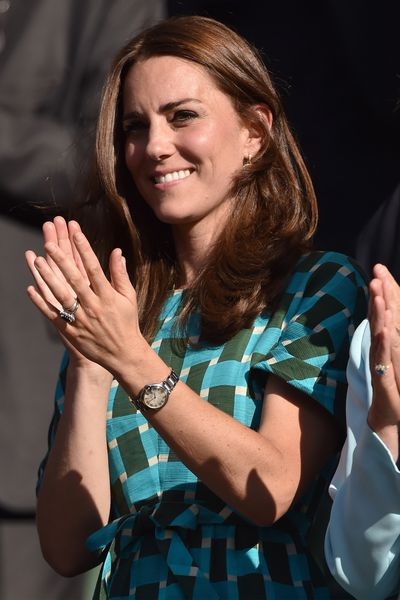 Like the Duchess of Cambridge's courtside style? You can expect a whole lot more of it now that the royal is taking over from the Queen as the patron of the All England Lawn Tennis &amp; Croquet Club, which hosts Wimbledon. <br><br>The appointment has been made because the Queen wishes to lighten her workload ahead of her 90th birthday. An avid tennis fan, Kate is a regular in the royal box, which she never fails to enter without her trademark blowdry. <br><br>To celebrate, we've rounded up her best Wimbledon hits.