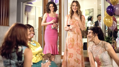 Girlfriends Guide for the Divorce is an American comedy-drama television series.
