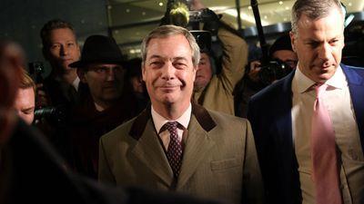 Nigel Farage, UK
