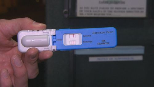 Drug testing has been ramped up across Queensland.