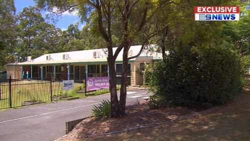 Goodstart Early Learning at Parkwood, where the incident occurred. (9NEWS)