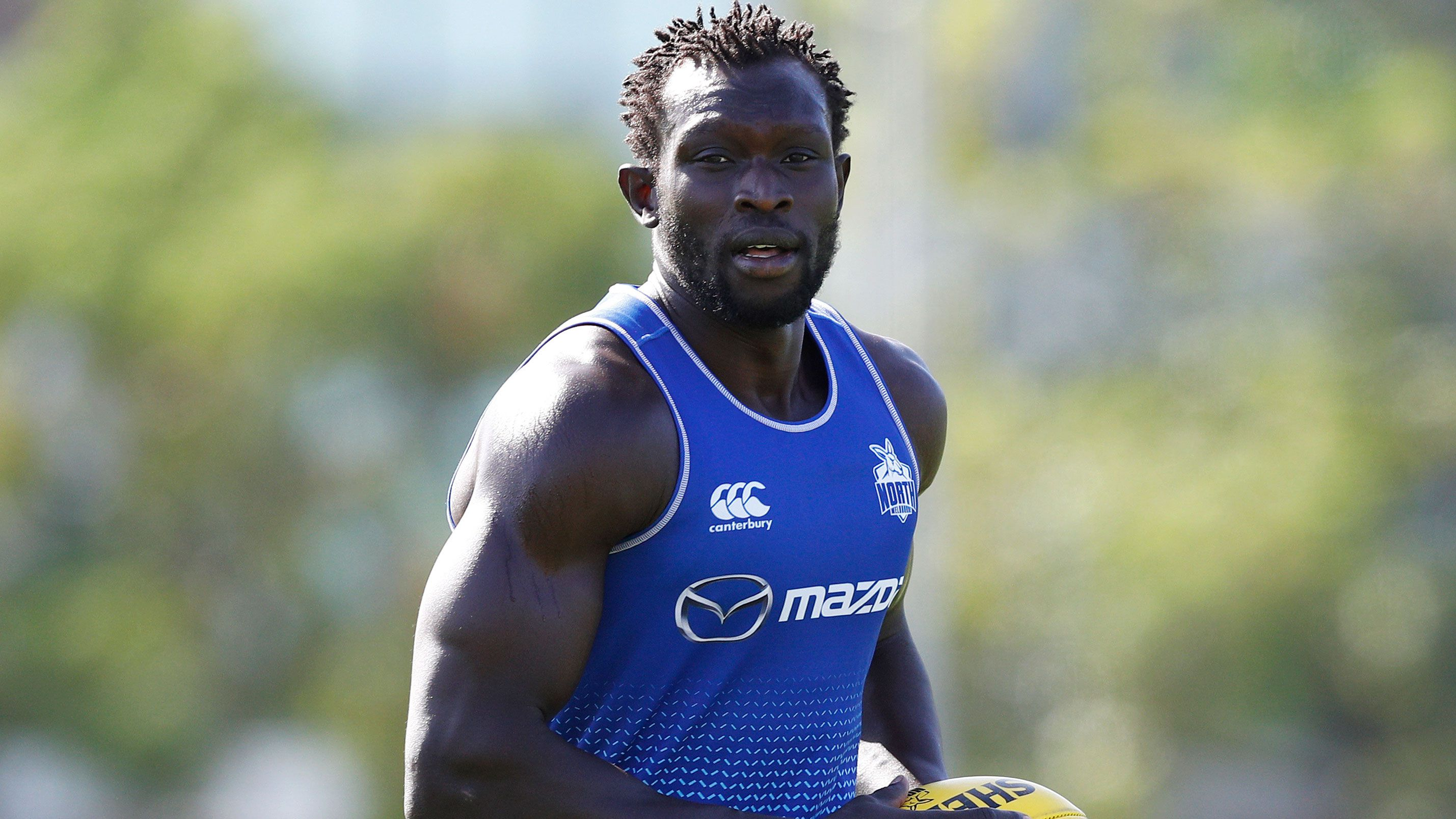 Majak Daw set for inspirational return for North Melbourne