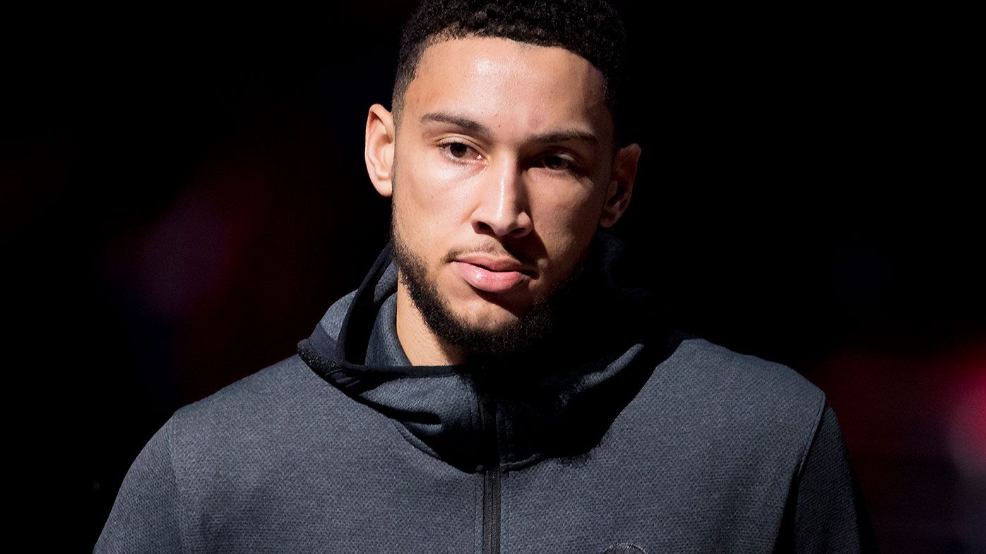 Ben Simmons unloads on 'soft' 76ers as team gets booed off the court