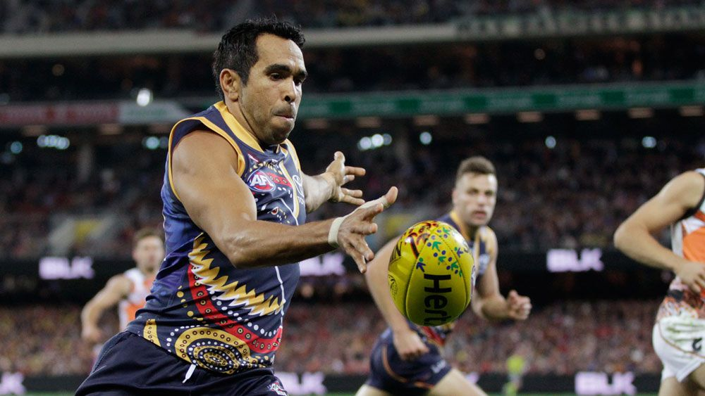Crows down Giants in AFL