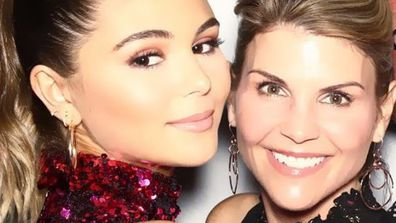 Lori Loughlin and Olivia Jade Giannulli