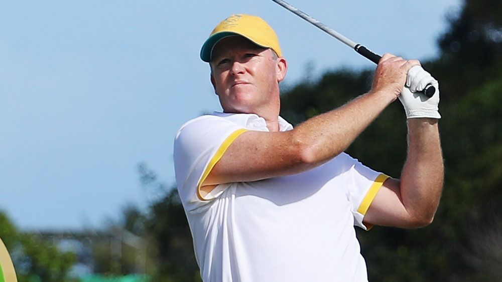 Australian Marcus Fraser leads after two rounds. (Getty Images)