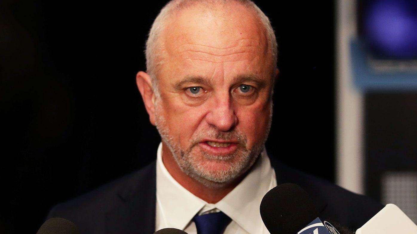 Graham Arnold named long-term Socceroos coach