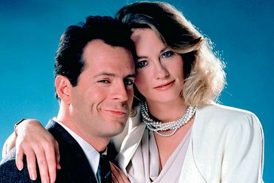 <B>The URST:</B> The entire premise of <I>Moonlighting</I> revolved around the sexual tension between private detectives Maddie (Cybill Shepherd) and David (Bruce Willis, in one of his first major roles). When the two finally hooked up, ratings plummeted and <I>Moonlighting</I> was cancelled. The fact that its lead stars despised each other in real life probably didn't help.
