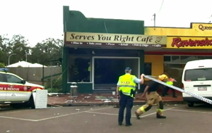 Coroner rules ute driver responsible for Ravenshoe café explosion which killed two