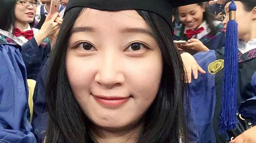 Yingying Zhang had been in the US for just three months before she was murdered.
