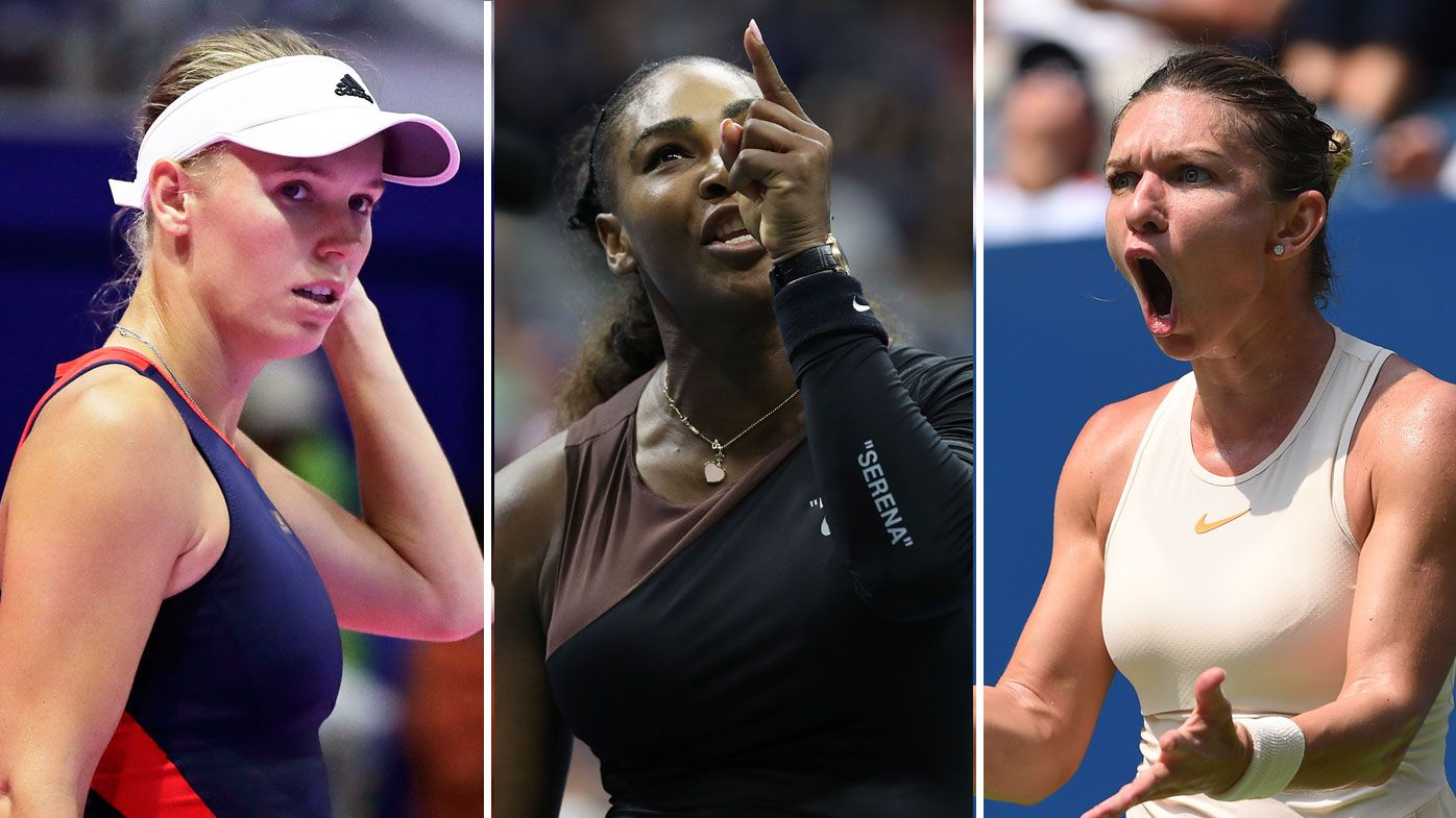 Serena Williams claims of sexism at US Open divides players on WTA Tour