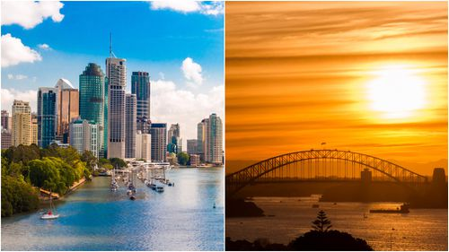 Sydney and Brisbane set for Spring scorchers