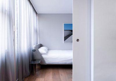 2. Install sliding doors