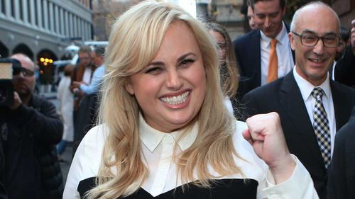 Rebel Wilson has posted a series of Tweets alleging sexual harassment in Hollywood.