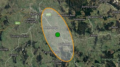 'Sounds like explosions': Bathurst hit with earthquake