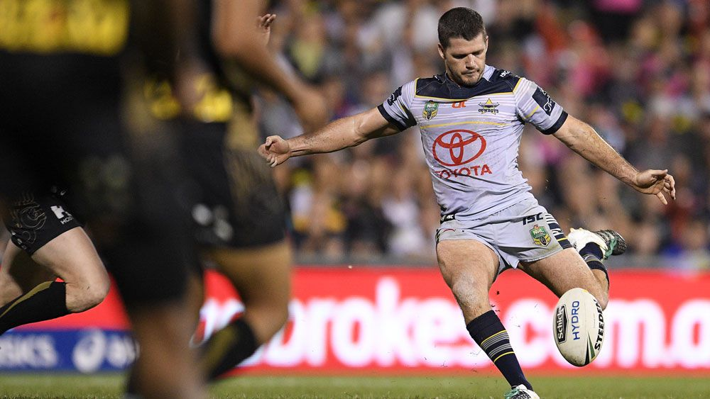Cowboy Coote tops old team with field goal