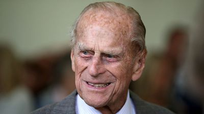 Prince Philip, the Duke of Edinburgh<br /> <br />