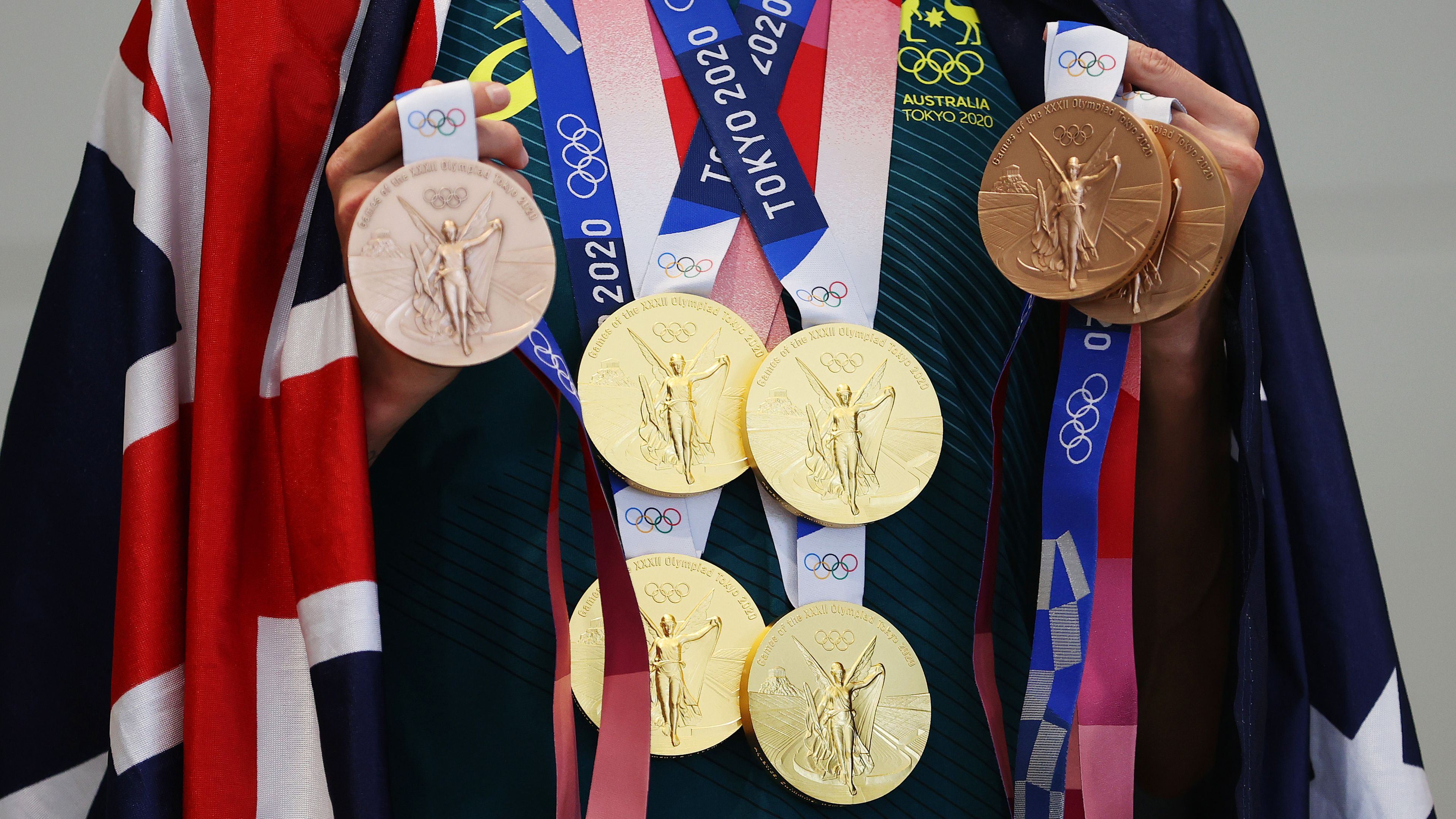 Tokyo Olympics 2021: USA edges China on final day of Games to claim medal crown, Australia finishes in sixth
